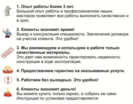 Недорогие теплицы из поликарбоната в Казани